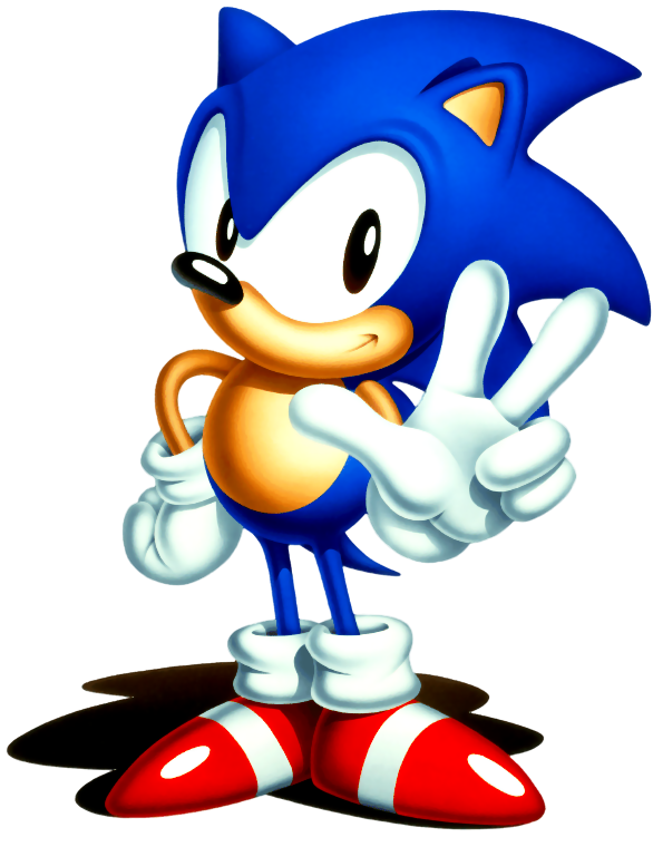 sonic the hedgehog 3 20th anniversary green hill zone ssmb. Black Bedroom Furniture Sets. Home Design Ideas