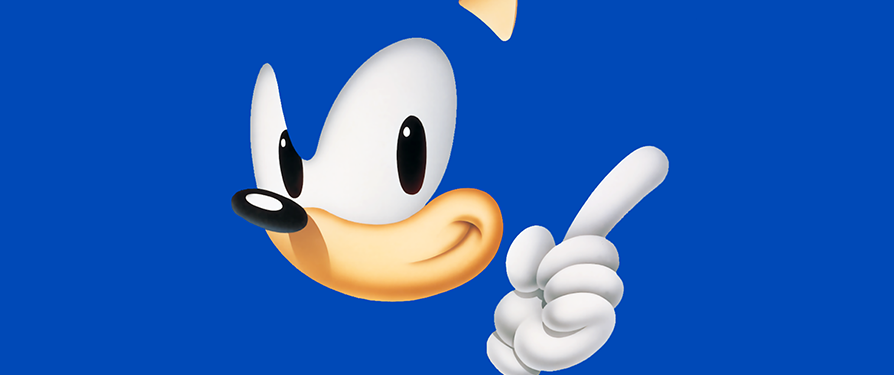 "Classic Sonic Photoshopped Into ""Sonic 4"" Logo [Updated]"
