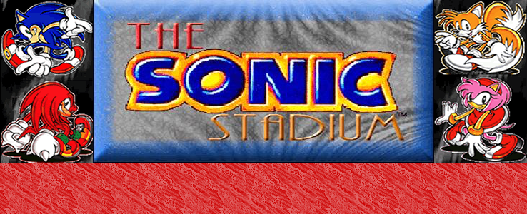 Welcome To The Sonic Stadium!