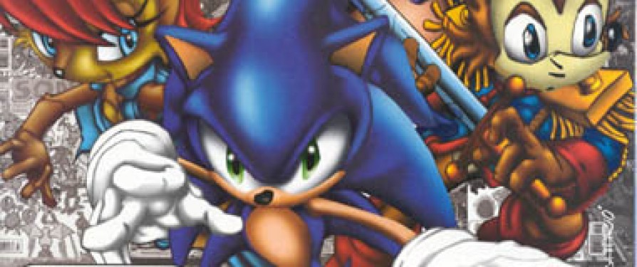 Comic Preview: Sonic the Hedgehog #100