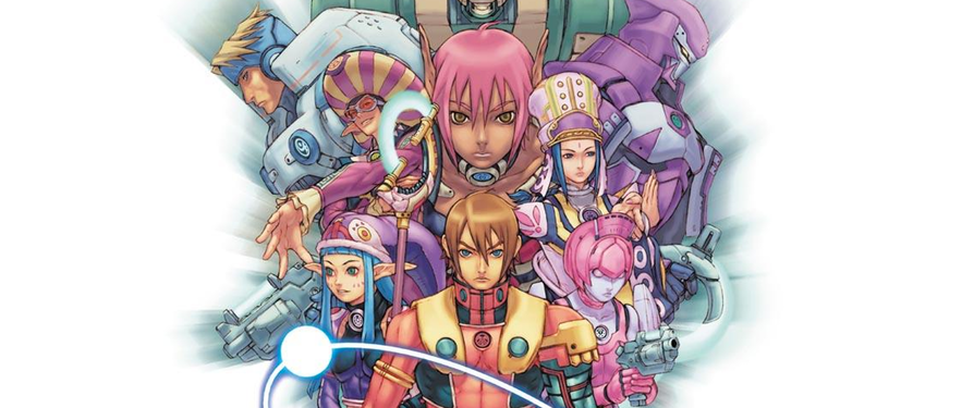 Phantasy Star Online for Gamecube Could Include Brand New Stage
