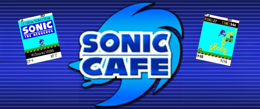 Sonic the Hedgehog Coming to Japanese Mobile Phones