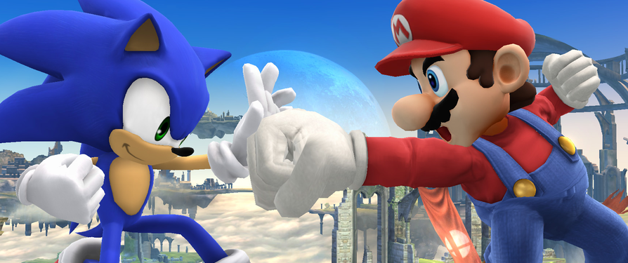 Woah Woah Woah! Hold the Phone! MARIO and SONIC?