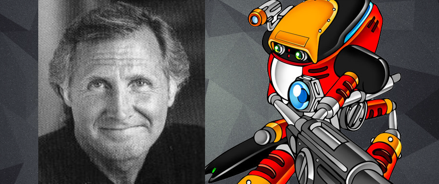 E-102 Gamma Voice Actor, Steve Sheppard-Broadie, Passes Away