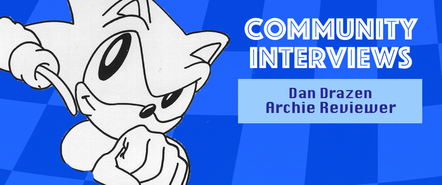 Community Interview: Archie Reviewer Dan Drazen