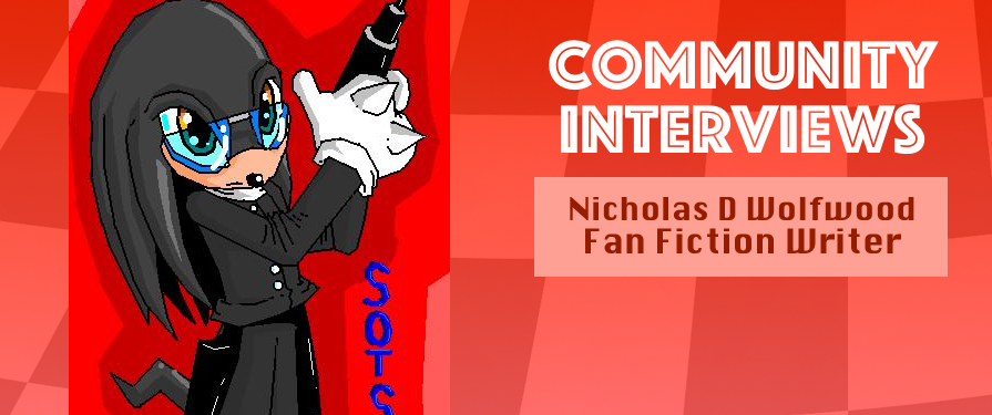 Community Interview: 'Sotsu' Fan Fiction Writer Nicholas D. Wolfwood