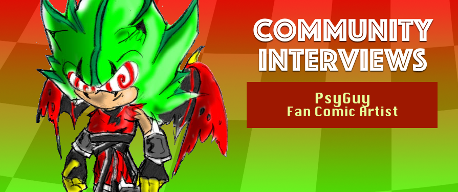 Community Interview: Fireball20XL Comic Author PsyGuy