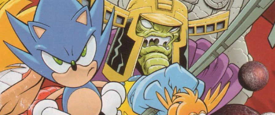 Sayonara, Sonic the Comic: Last Issue Out Now on UK Store Shelves