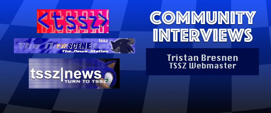 Community Interview: TSSZ News' Tristan Bresnen