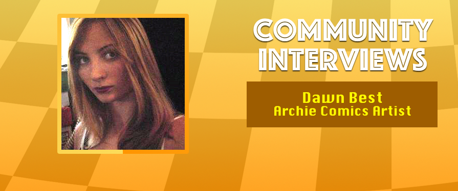 Community Interview: Archie Comics Artist Dawn Best