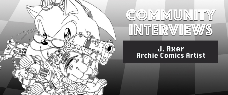 Community Interview: Archie Comics Artist J. Axer