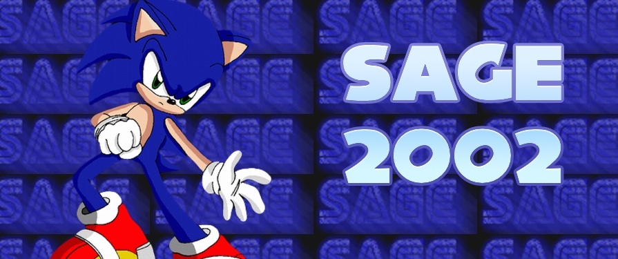 Sonic Amateur Games Expo 2002 Opens Its Doors