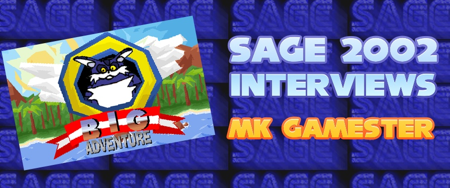 SAGE 4 Interview: 'Big Adventure' Developer MK Gamester