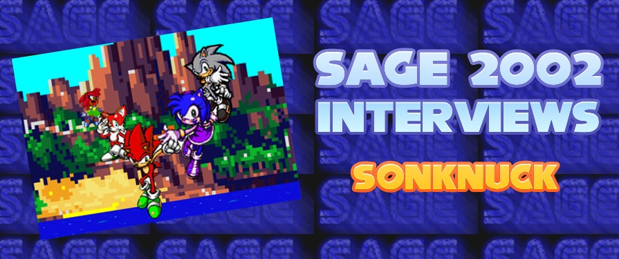 SAGE 4 Interview: 'SonKnuck Adventure' Developer SonKnuck