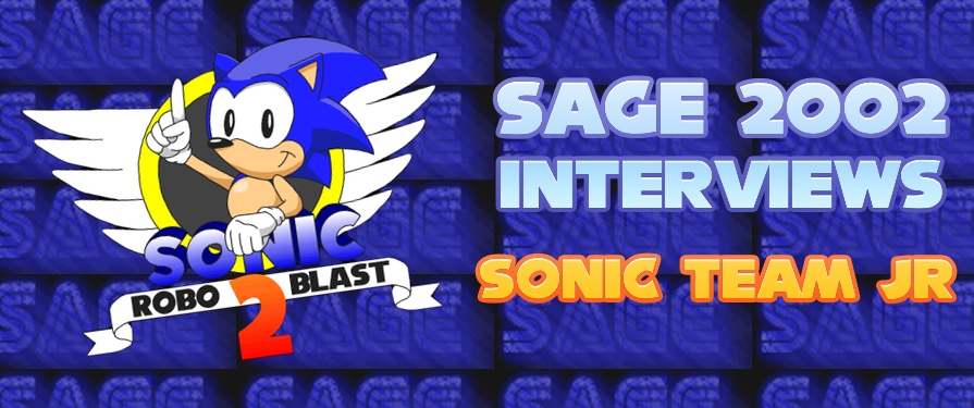 SAGE 4 Interview: 'Sonic Robo Blast 2' Developer Johnny 'Sonikku' Wallbank