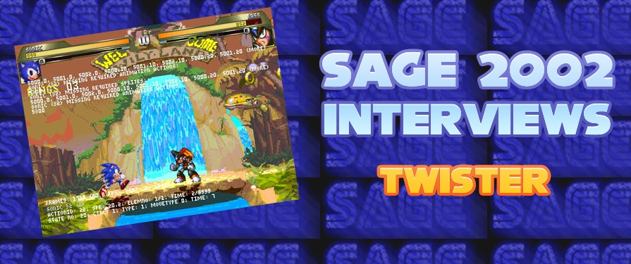 SAGE 4 Interview: 'Sonic vs Mega Man' Developer Twister