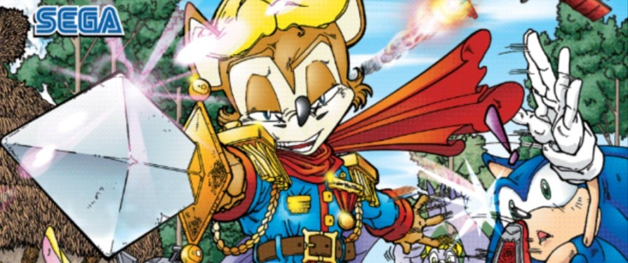 Reminder: Sonic the Hedgehog #112 Is Out Now