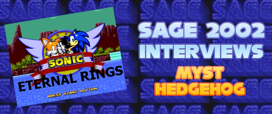 SAGE 4 Interview: 'Sonic: Eternal Rings' Developer Myst Hedgehog