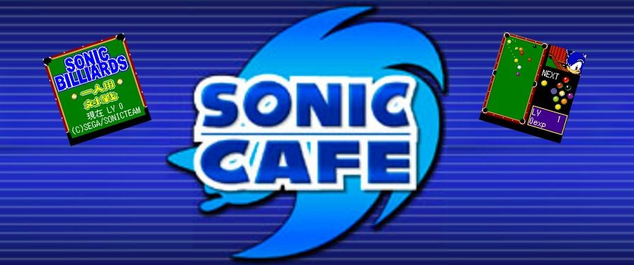 'Sonic Billiards' Breaks Out on Sonic Cafe Japanese Mobile Service