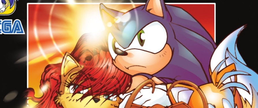 Hit The Comic Stores, Sonic #114 is Out Today