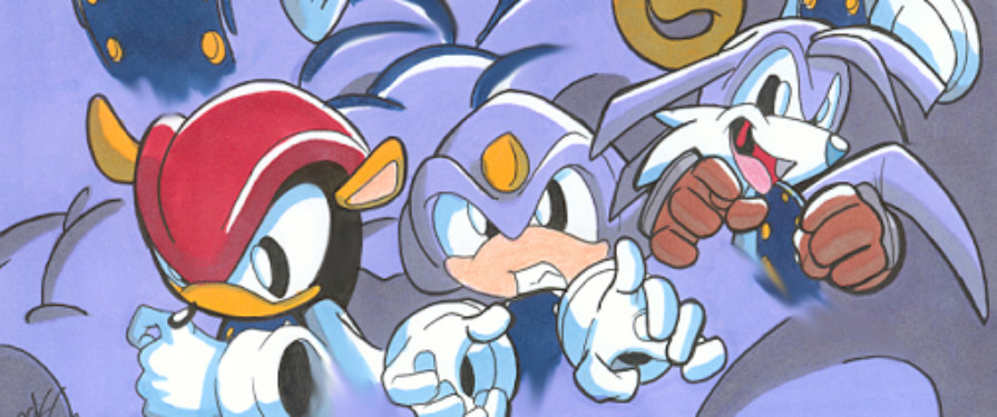 SonicVerse Team Announces Online Fan Comic Convention