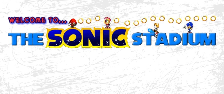 Announcement: The Reason For The Sonic Stadium's Downtime