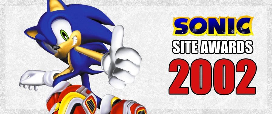 TSS UPDATE: The Sonic Site Awards 2002!