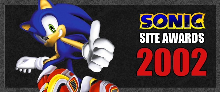 TSS UPDATE: The Sonic Site Awards 2002 – PHASE II