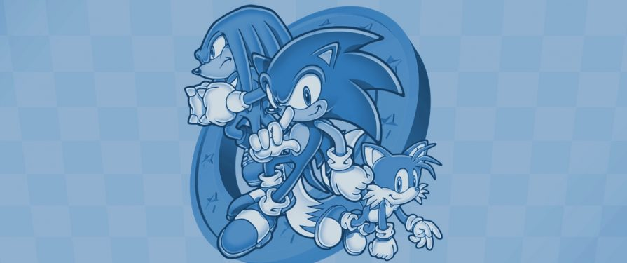 Sonic Mega Collection Includes Comix Zone and The Ooze; Grab These New Wallpapers