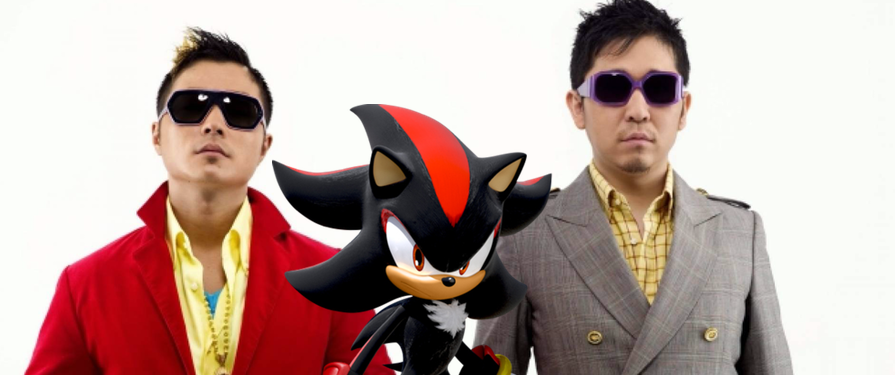 m-flo LOVES Shadow the Hedgehog! Japanese Pop Group Collaborate on New Game With SEGA!