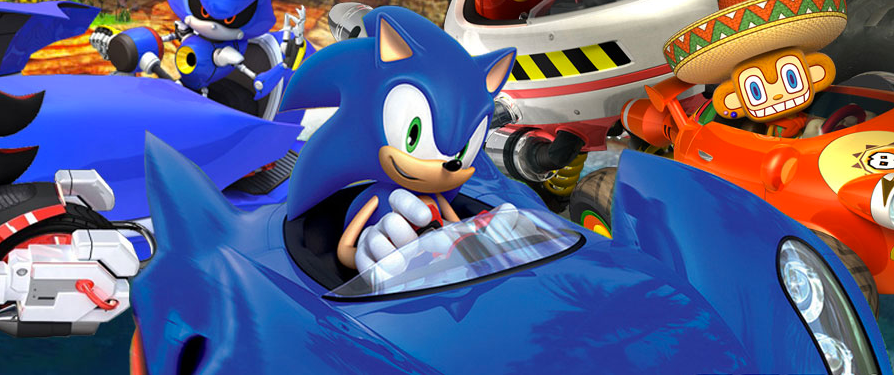 RUMOUR: Sumo Digital's Next Kart Racer to Only Feature Sonic Characters
