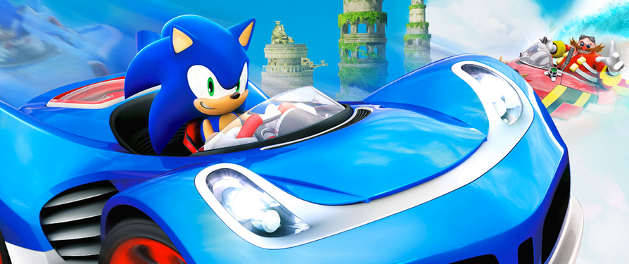 Second Toy Maker Hints At A Sonic Racer Game