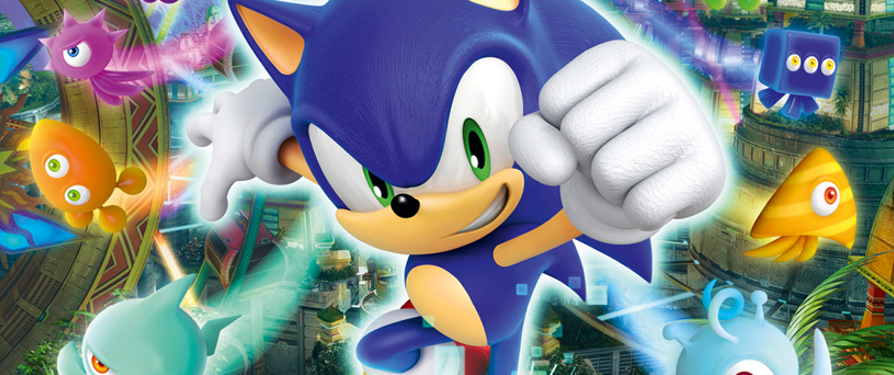 Joint World Exclusive: First Sonic Colours Cutscene Footage