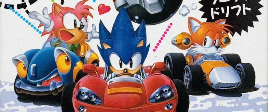 TSS REVIEW: Sonic Drift