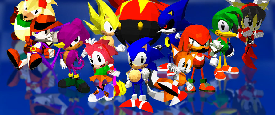 Sonic the Fighters Now Playable on Xbox One
