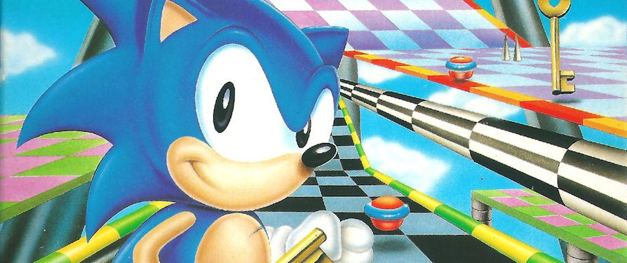 TSS REVIEW: Sonic Labyrinth