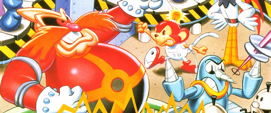 TSS REVIEW: Dr. Robotnik's Mean Bean Machine