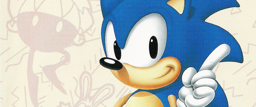 Happy 26th Birthday, Sonic the Hedgehog!