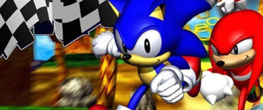TSS REVIEW: Sonic R