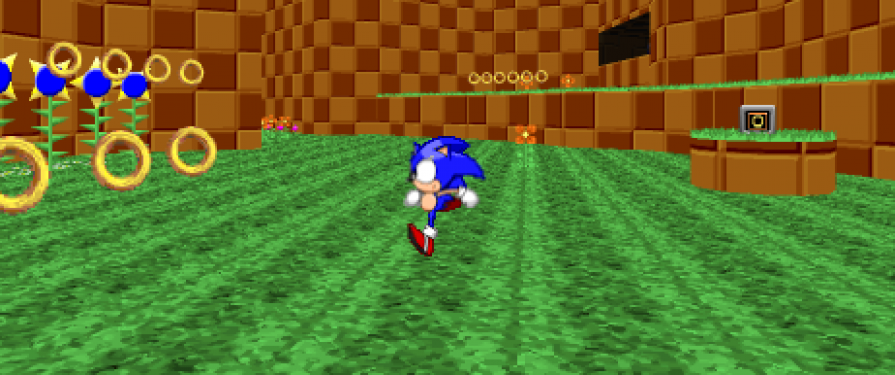 TSSZ @ SAGE 6: New Sonic Robo Blast 2 Update for 2003