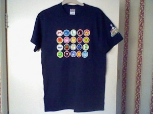 M&S2 T-Shirt competition