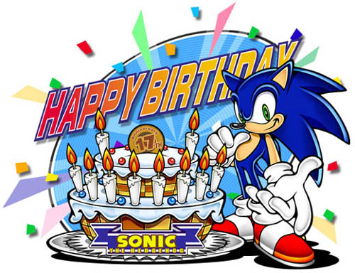 Sega Release A Gorgeous Animation for Sonic's 24th Birthday
