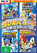 Sonic PC Collection