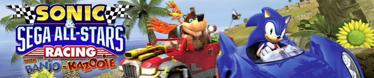 Sonic & SEGA All Stars Racing banner