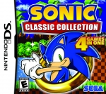 Sonic Classic Collection U.S. Box Art