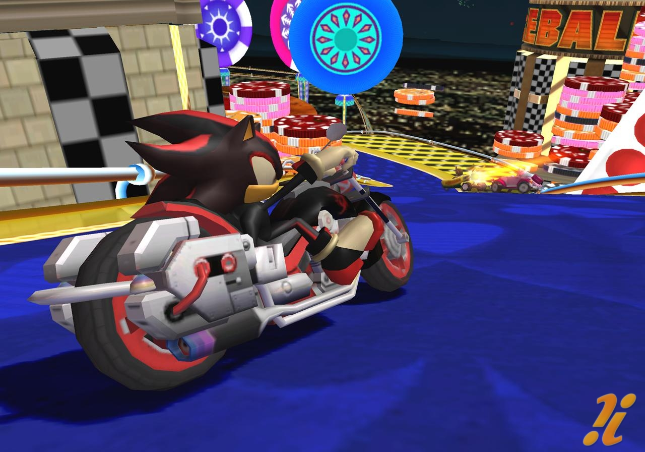 Asr New Wii Amp Ds Screenshots And Artwork The Sonic Stadium