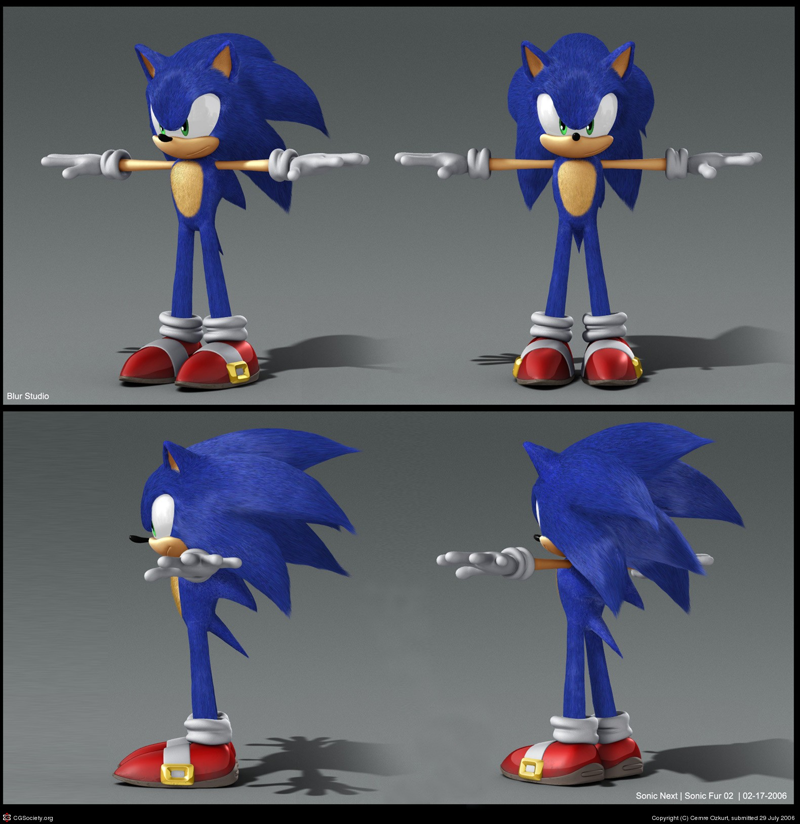 Art for a wide variety of sonic games found the sonic stadium
