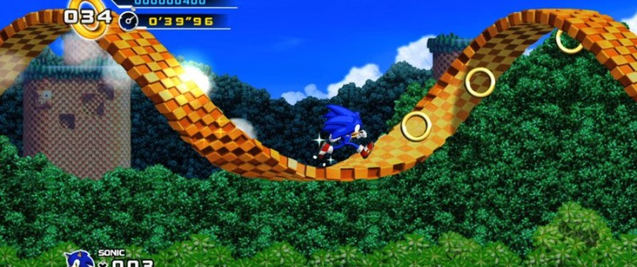 'Project Needlemouse' Is Sonic the Hedgehog 4: Episode 1