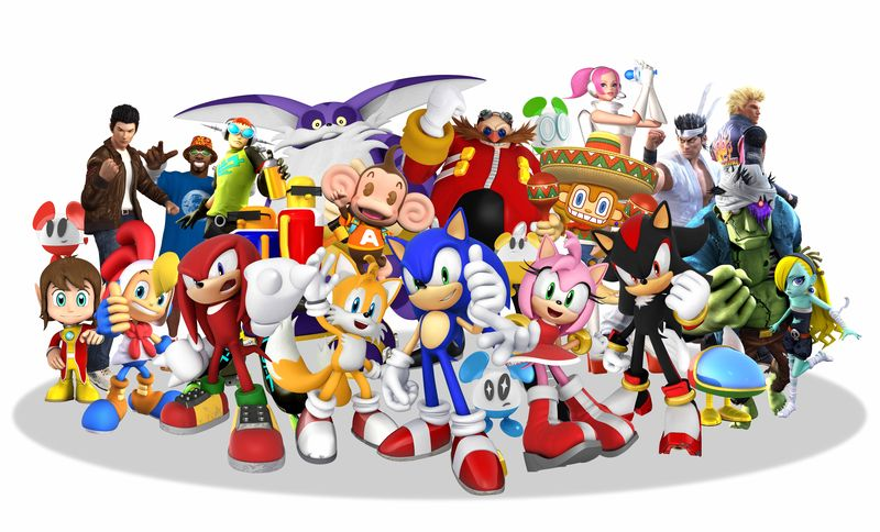 Sonic & SEGA All-Stars Racing Now Available on Xbox Live Games on Demand