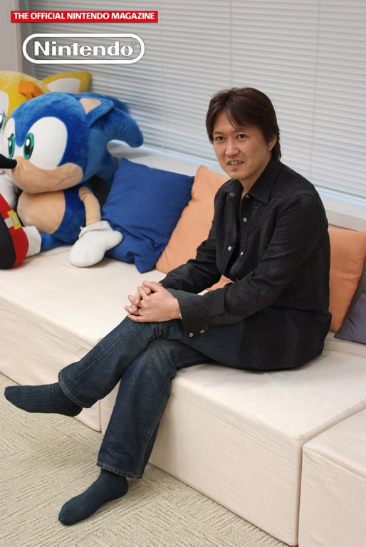 Old Sonic Fans 'hard to please' Says Iizuka